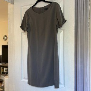 Theory Short-sleeved Mini Dress
